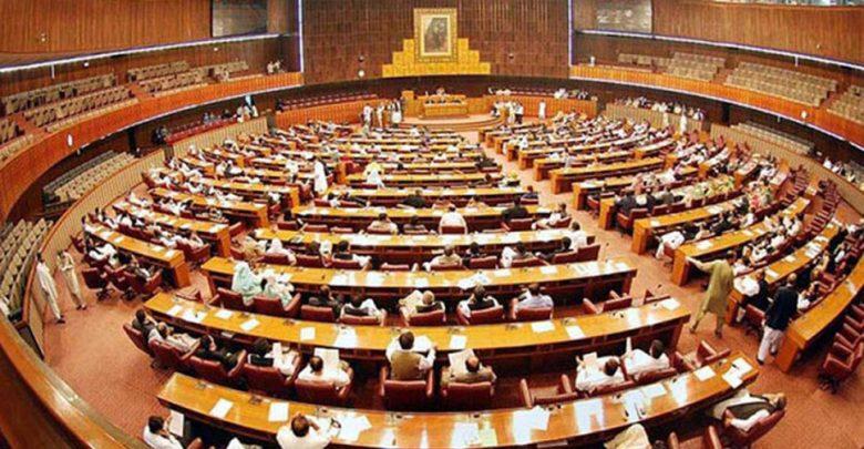"""تم-تمرير-هذا-""""الاقتراح-الكبير""""-في-الجمعية-الوطنية-الباكستانية-…"""