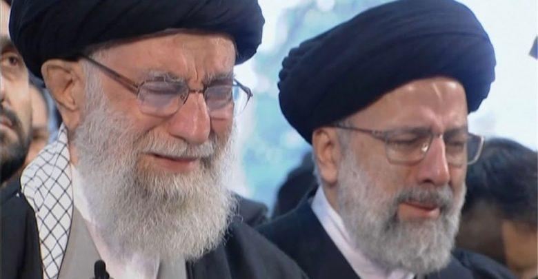 لقد-منحت-أمريكا-إيران-مثل-هذا-الألم-الكبير-،-وبكيت-بمرارة-،-أكبر-زعماء-البلاد