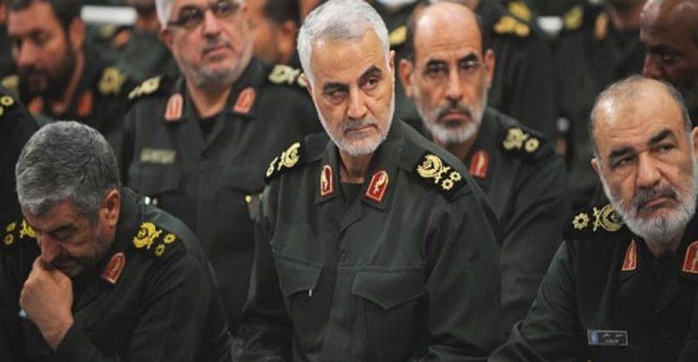 صواريخ-ملوثة-للانتقام-لمقتل-القائد-سليمان:-فيلق-الحرس-الثوري-الإسلامي