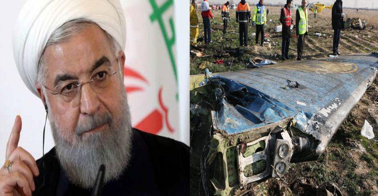 """الصواريخ-الإيرانية-التي-أطلقها-""""خطأ-بشري""""-على-الطائرات-الأوكرانية-،-يعترف-الرئيس-الإيراني-نفسه"""