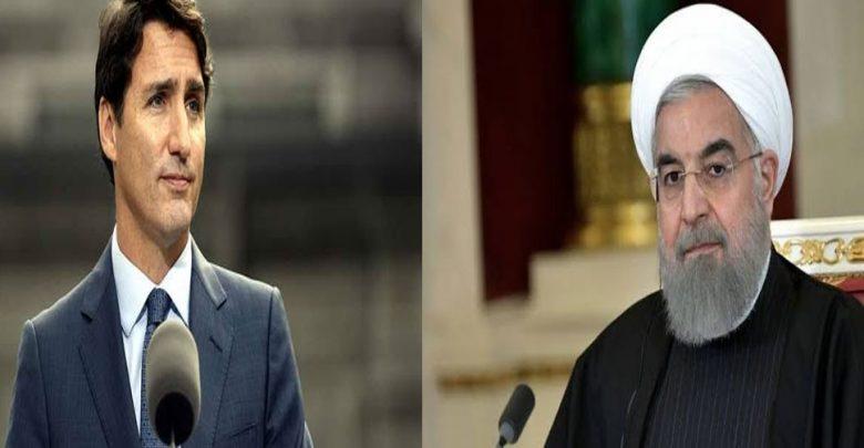 حالة-سقوط-الطائرة-الأوكرانية:-قال-رئيس-الوزراء-الكندي-هذا-عبر-الهاتف-للرئيس-الإيراني