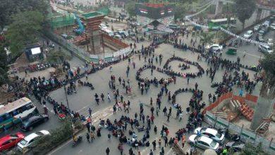 ضجة-حول-ساراسواتي-بوجا-في-بنغلاديش-،-تعرف-على-سبب-خروج-مئات-الطلاب-إلى-الشوارع