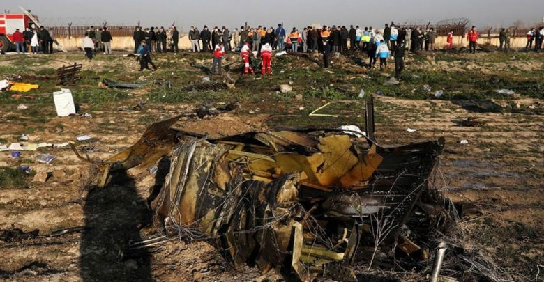 كثير-من-الناس-اعتقلوا-في-قضية-تحطم-طائرة-الركاب-في-أوكرانيا-،-والتحقيق-في-أدلة-قوية-لا-يزال-مستمرا