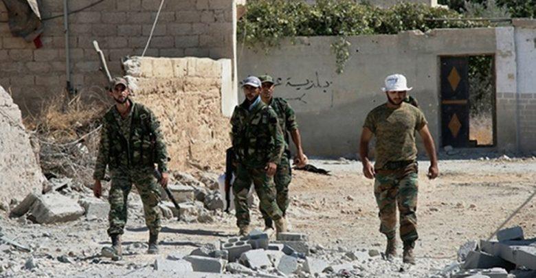 إسرائيل-تشن-غارات-جوية-وصواريخ-ملوثة-على-قاعدة-t4-الجوية-السورية
