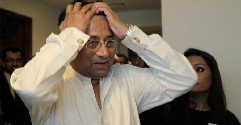 رفض-sc-سماع-التماس-ضد-الحكم-الصادر-ضد-برويز-مشرف