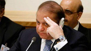 الحكومة-الباكستانية-ترفض-التقرير-الطبي-لرئيس-الوزراء-السابق-شريف-،-الذي-يخشى-أن-يكون-مزيفًا