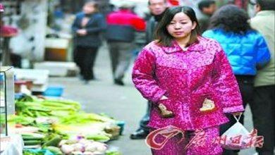 """يرتدي-بيجاما-في-الصين-""""محرجة""""-،-اعتذر-في-وقت-لاحق"""