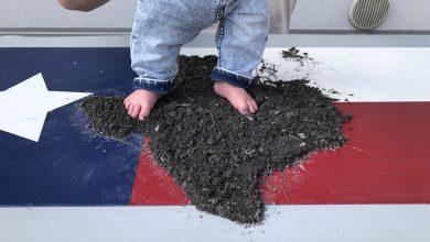 أمر-جندي-الجيش-التربة-مقابل-200-دولار-،-بحيث-يمكن-للطفل-اتخاذ-الخطوة-الأولى-على-ذلك