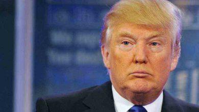 قال-دونالد-ترامب-–-إن-فيروس-كورونا-لم-يلمس-وجهه-لأسابيع-،-وقزم-مرة-أخرى