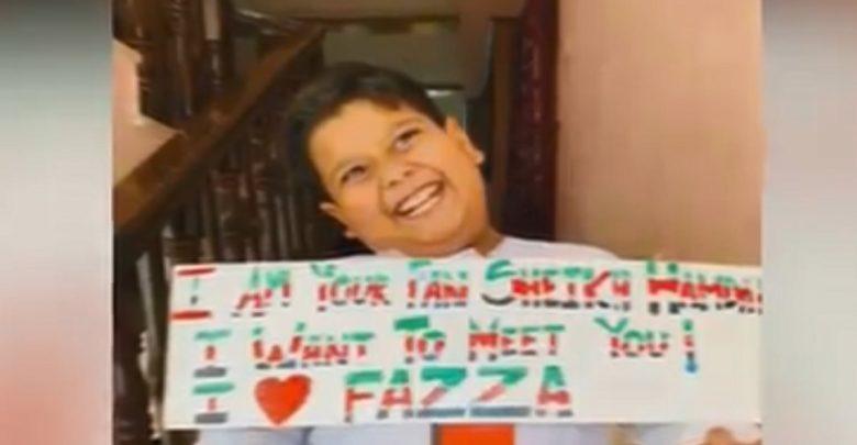 عبرت-ضحية-السرطان-البالغة-من-العمر-7-سنوات-عن-رغبتها-في-مقابلة-ولي-عهد-دبي-،-وهذا-ما-يفسر-السبب