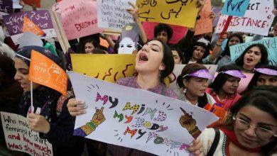 """المحكمة-العليا-في-إسلام-آباد-ترفض-حظر-""""مسيرة-المرأة"""""""