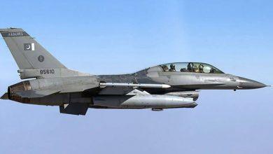 تحطم-طائرة-من-طراز-f-16-تابعة-لسلاح-الجو-الباكستاني-،-وفاة-قائد-الجناح