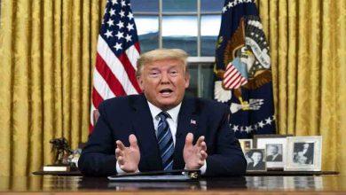 فيروس-كورونا:-حظر-دونالد-ترامب-رحلة-لمدة-30-يومًا-من-أوروبا-إلى-أمريكا