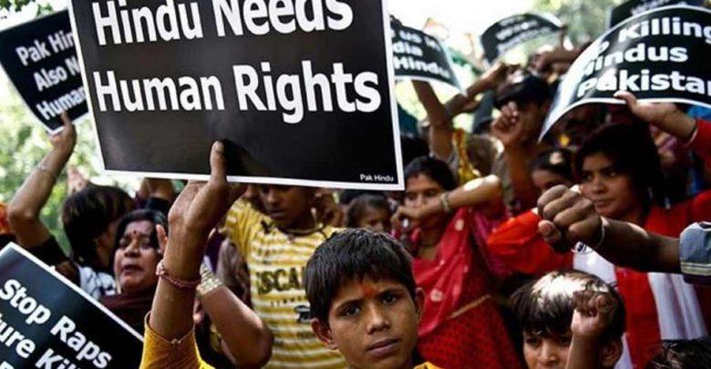 اختطاف-زوجين-هندوسيين-في-كراتشي-واحتجاجات-من-قبل-الهندوس-في-الشوارع-ضد-الاختطاف