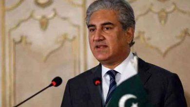 وسيبقى-وزير-الخارجية-الباكستاني-شاه-محمود-قريشي-،-الذي-عاد-من-الصين-،-في-عزلة-لفترة-طويلة