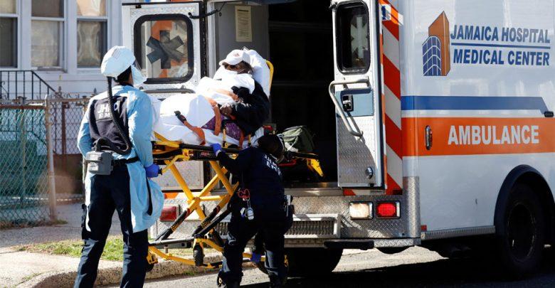 مقتل-965-شخصًا-في-كورونا-في-نيويورك-؛-ترامب-مصاب