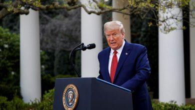 """بيان-كبير-للرئيس-الأمريكي-ترامب-،-قال:-""""الأسبوعان-المقبلان-سيكونان-مؤلمين-للغاية"""""""