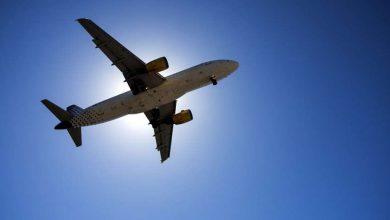 سقط-أربعة-ركاب-،-بمن-فيهم-طفلة-عمرها-8-أشهر-،-عندما-اصطدمت-الطائرة-أثناء-الرحلة