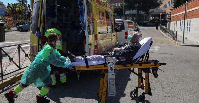 covid-19:-أنباء-إغاثة-من-إسبانيا-وسط-خراب-فيروس-كورونا