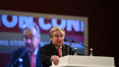وقالت-الامم-المتحدة-مخاوف-بشأن-سلامة-المرأة-وسط-أزمة-كورونا