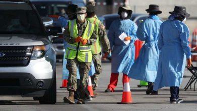 الفيروس-التاجي:-عدد-القتلى-في-الولايات-المتحدة-يتجاوز-20000-حالة-جديدة-تقع-في-كوريا-الجنوبية