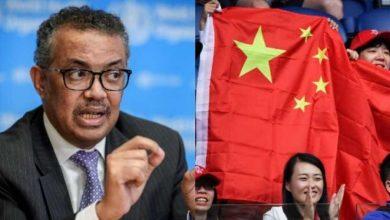 كورونا:-أجبرت-الصين-على-الانحناء-أخيراً-؛-منظمة-الصحة-العالمية-توافق-على-الصين