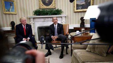 """ترامب-يرد-على-الانتقادات-ووصف-باراك-أوباما-بأنه-""""غير-لائق-بشكل-كبير"""""""