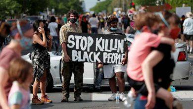 ينتشر-العنف-السريع-في-أمريكا-،-وحظر-التجول-في-40-مدينة-بما-في-ذلك-واشنطن