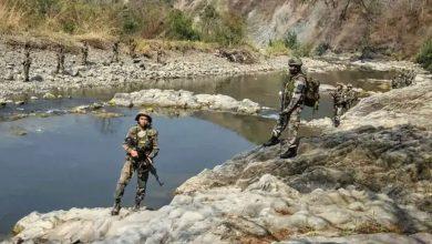 اجتماع-على-مستوى-القادة-بين-القوات-الهندية-الصينية-،-يعقد-على-الحدود-الصينية