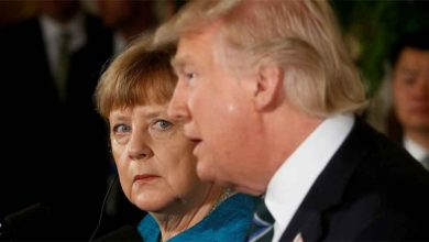 """وقال-بيان-كبير-لوزير-ألماني-كبير-،-–-""""معقدة""""-العلاقة-مع-أمريكا"""