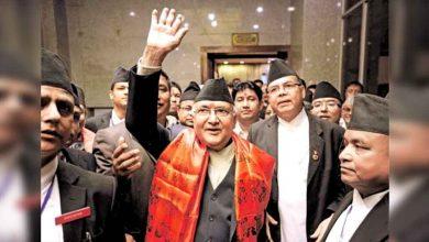 يتصاعد-الخلاف-الداخلي-في-الحزب-الحاكم-في-نيبال-،-كرسي-kp-oli-في-خطر