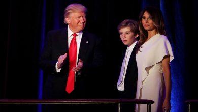 هناك-فوضى-في-كورونا-بالولايات-المتحدة-،-لكن-دونالد-ترامب-يريد-إرسال-ابنه-إلى-المدرسة