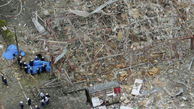 مقتل-شخص-وإصابة-17-في-انفجار-مفاجئ-شمال-اليابان