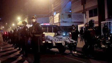 بيرو:-ديسكو-بقيادة-الشرطة-غارة-،-قتل-13-شخصا