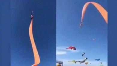 طفل-بريء-يبلغ-من-العمر-3-سنوات-يطير-في-الهواء-بطائرة-ورقية-،-شاهد-الفيديو-الصادم
