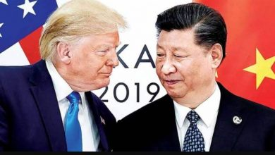 انزعجت-الصين-من-المحادثات-الاقتصادية-المقترحة-بين-الولايات-المتحدة-وتايوان-،-وهددت-بإلحاق-الضرر
