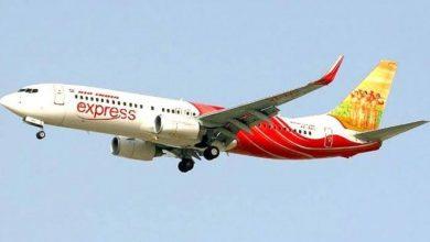 تم-تعليق-العملية-بعد-استقبال-مريض-كورونا-،-فواصل-رحلات-طيران-الهند-إكسبريس-في-مطار-دبي