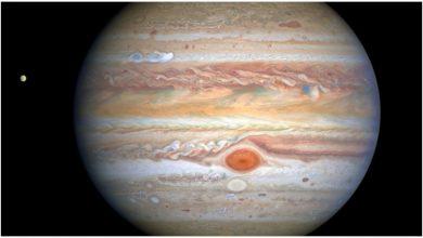 الصورة:-إعصار-يسجن-على-هذا-الكوكب-على-بعد-406-مليون-ميل-من-الأرض