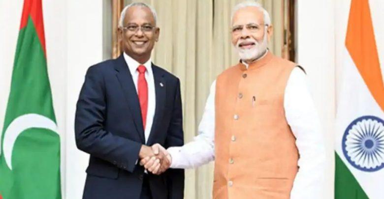 تعززت-العلاقات-بين-الهند-وجزر-المالديف-،-واستراتيجية-رئيس-الوزراء-مودي-تتفوق-على-الصين
