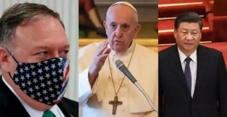 البابا-فرانسيس-لم-يلتق-مايك-بومبيو-ويتهم-الولايات-المتحدة-بالفاتيكان