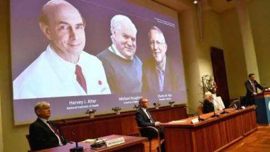 3-علماء-يحصلون-على-جائزة-نوبل-الطبية-لاكتشاف-فيروس-التهاب-الكبد-الوبائي-سي