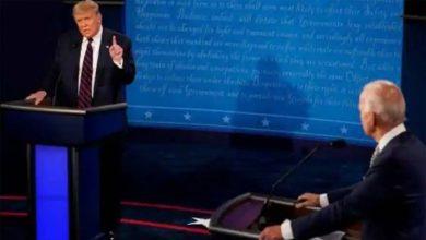 """الانتخابات-الأمريكية:-تحول-في-المناظرة-الرئاسية-،-رغبة-بايدن-في-""""الغش""""-لترامب"""