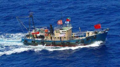dadagiri-من-الصين-،-السفن-الصينية-عالقة-في-المنطقة-المائية-لهذا-البلد-لمدة-3-أيام