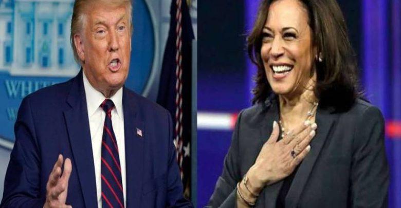 الانتخابات-الأمريكية:-تمنى-ترامب-لمنافسته-كامالا-هاريس-التحسن-،-اعرف-السبب