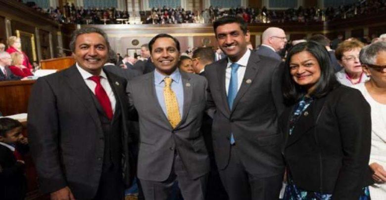 الانتخابات-الرئاسية-الأمريكية-2020:-إعادة-انتخاب-أربعة-نواب-ديمقراطيين-من-مواليد-الهند