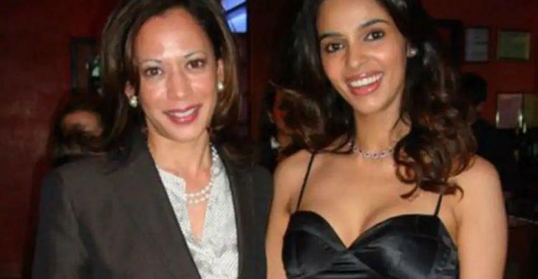 منذ-11-عامًا-،-قالت-مليكة-شيراوات-لكامالا-هاريس-،-والآن-أصبحت-التغريدة-منتشرة