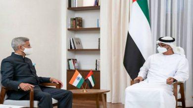 التقى-وزير-الخارجية-مع-ولي-عهد-أبوظبي-خلال-زيارة-الإمارات-وبحث-هذه-القضايا