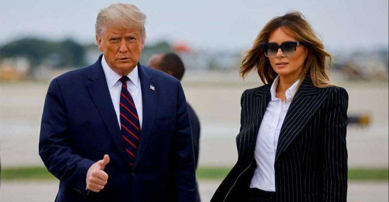 وسط-شائعات-الطلاق-،-ستقوم-ميلانيا-ترامب-بالمهمة-الآن-،-مع-إعطاء-دونالد-ترامب