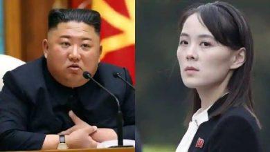 أثارت-شقيقة-كيم-جونغ-أون-التي-تمطر-كوريا-الجنوبية-الشكوك-حول-مطالبة-كوريا-الشمالية