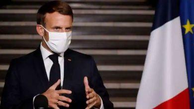 بعد-إصابة-كورونا-قال-الرئيس-الفرنسي-مانكرو-كيف-وصل-المرض؟